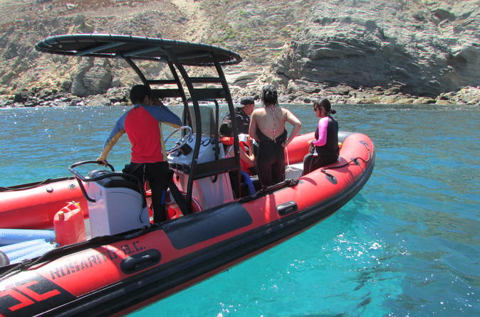 Scuba diving tour in coronado islands in rosarito 237201