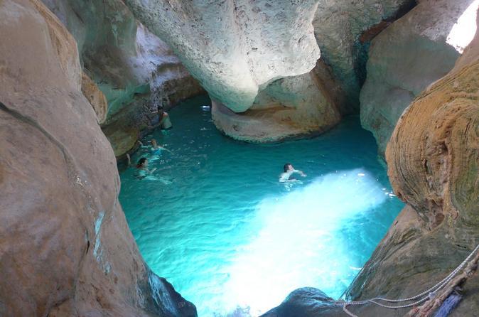 Day Trip: Wadi Shab and Bimah Sinkhole