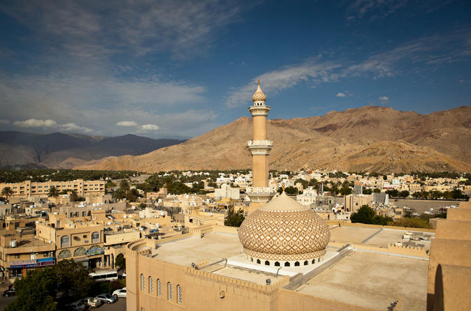 Small group day trip to nizwa fort and jabreen castle from muscat in muscat 292218