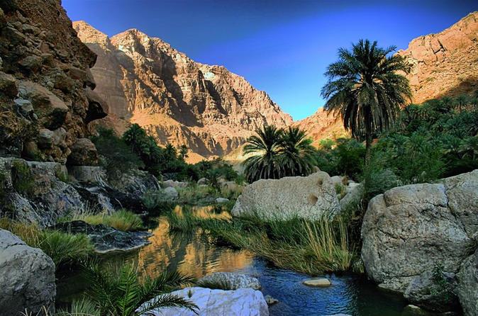 Wadi Bani Awf Private Tour