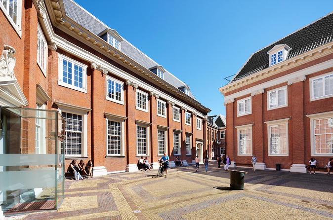 Ingresso normal para o museu de Amsterdã