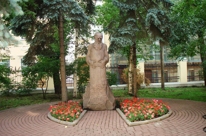 Moscow: World of Leo Tolstoy