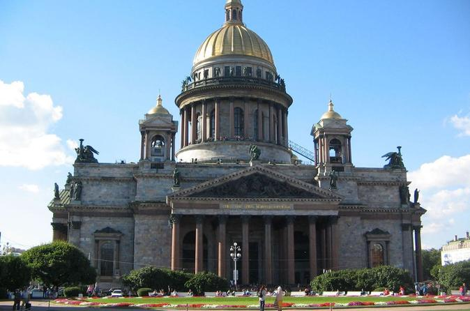 Private Walking Tour: History of Saint Petersburg