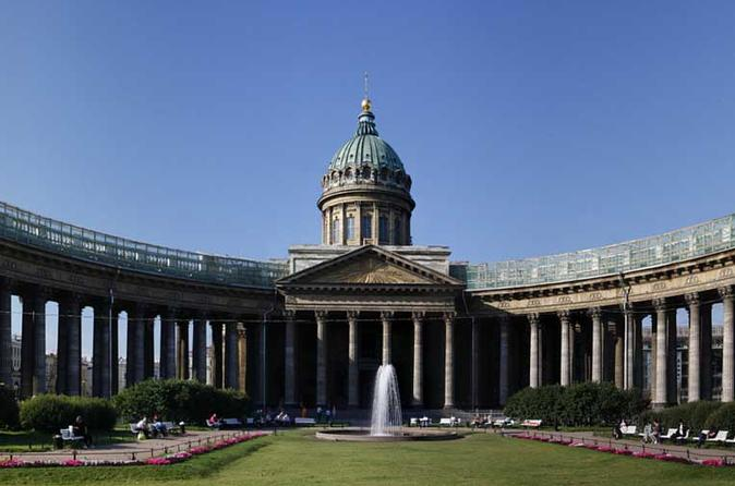 St. Petersburg Cathedrals Tour