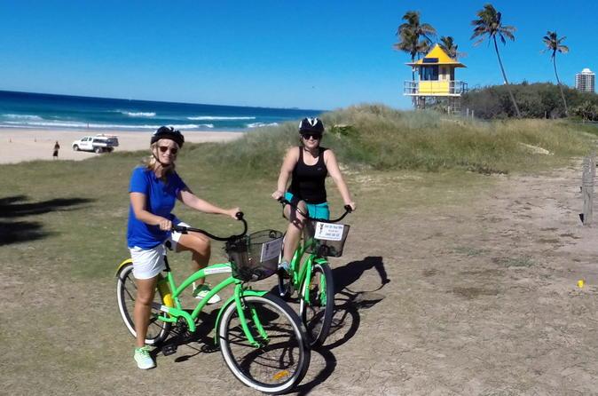 Gold Coast Self-Guided Bike Tour