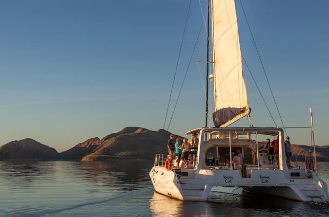 Lake Argyle Cruise by Luxury Catamaran Including Lunch