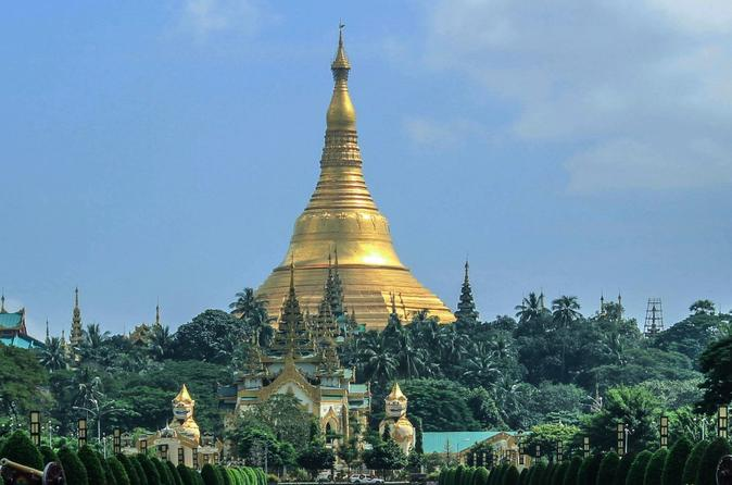 Private Yangon Full-Day Sightseeing Tour
