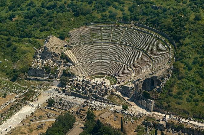 Izmir Private Full-Day Shore Excursion from Izmir: Private Ancient Ephesus - Virgin Mary Sightseeing Turkey, Europe
