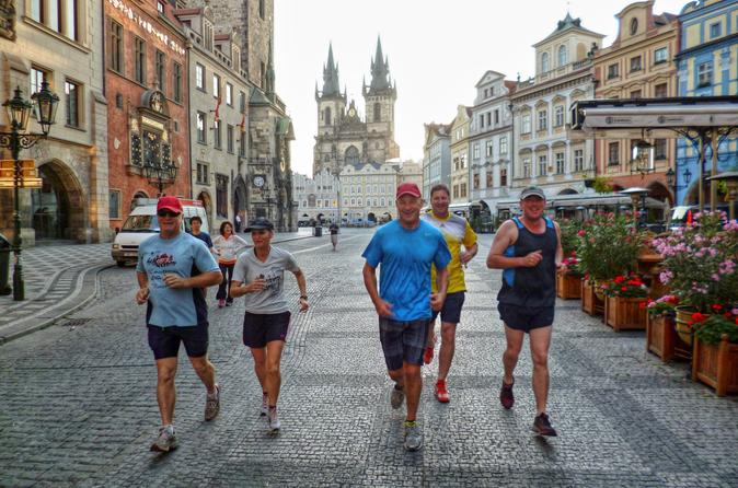 Prague Prague Running Tour: City Highlights And Hidden Places Czech Republic, Europe