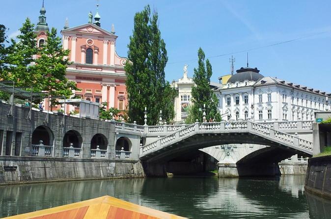 Ljubljana Private Walking Tour