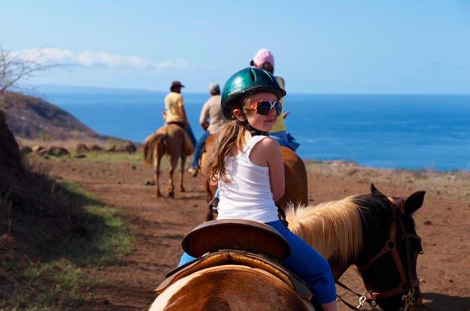 Lahaina Stables Morning Historical Ride - Maui