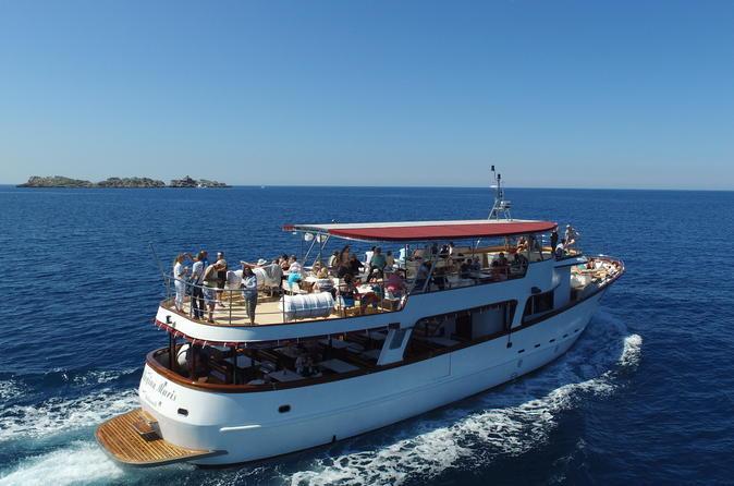 Elafiti 3 Island Cruise With Lunch - Dubrovnik