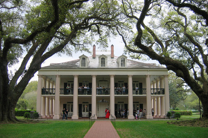 New Orleans Plantation Driving Tour