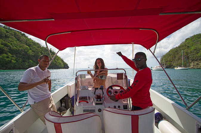 St. Lucia Private & Custom Tours