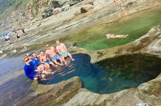 Figure 8 Pools Hike and Royal National Park Tour from Sydney