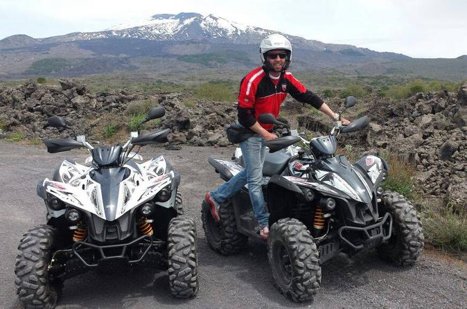 Etna on quad bike in catania 261282