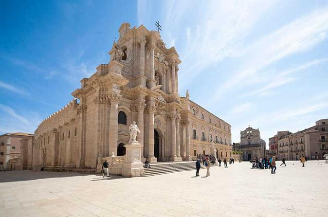 Syracuse ortigia and noto day trip from catania in catania 239519