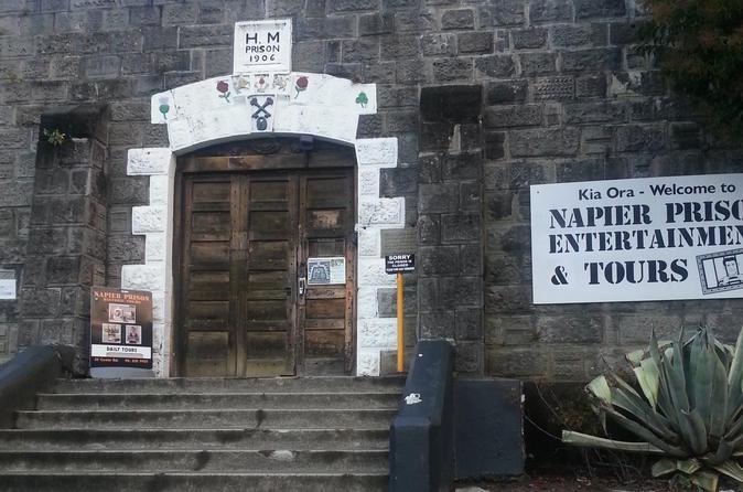 Napier prison audio tours in napier 237956