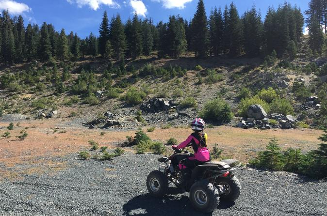 2 hour atv tour in fish camp 336533