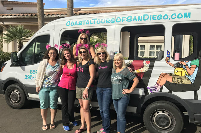 Sightseeing Tour of San Diego, La Jolla and Coronado