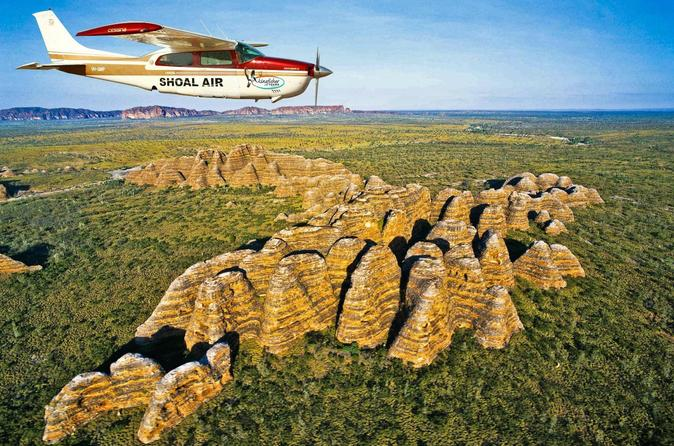 Overnight purnululu national park air and ground tour from kununurra in kununurra 314588
