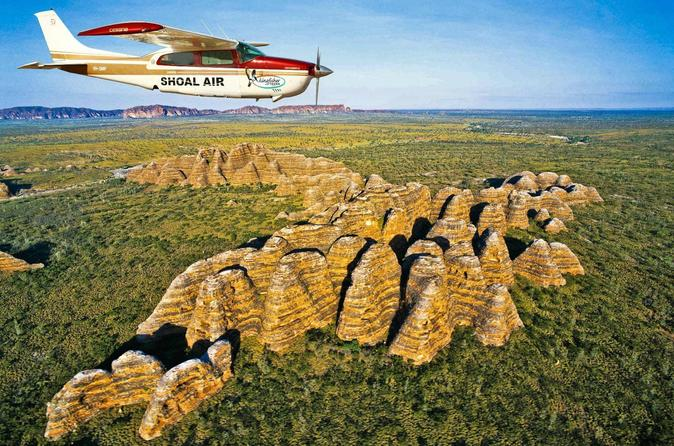 Purnululu national park air tour from kununurra including bungle in kununurra 314577