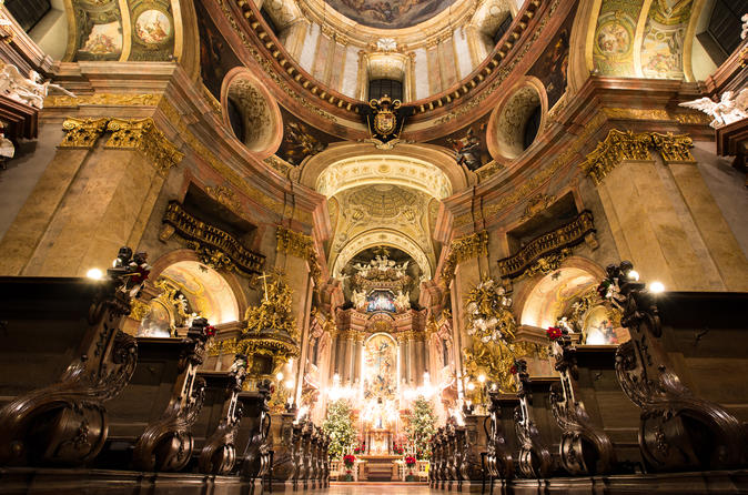 Vienna Classical Concert at St. Peter's Church