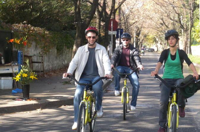 Excursão de bicicleta de 6 horas de Buenos Aires até Tigre