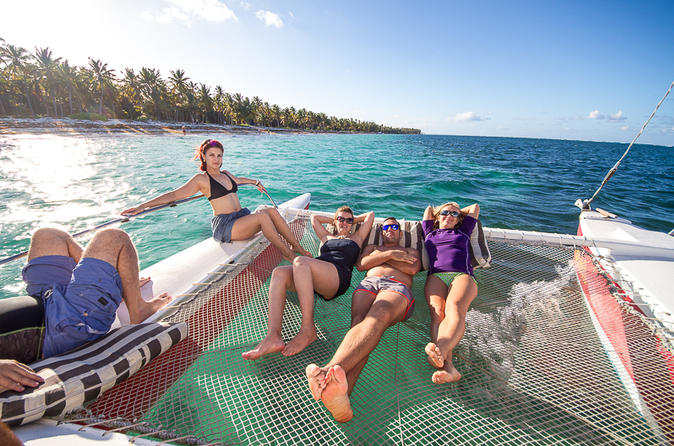 Punta cana small group sailing and snorkeling catamaran tour in punta cana 242763
