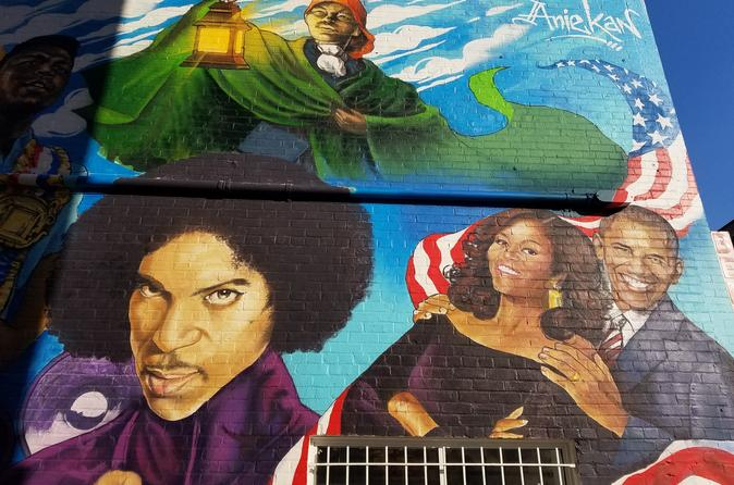 Murals of DC Walking Tour