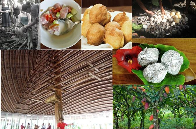 Savai'i Food & Cultural Tour