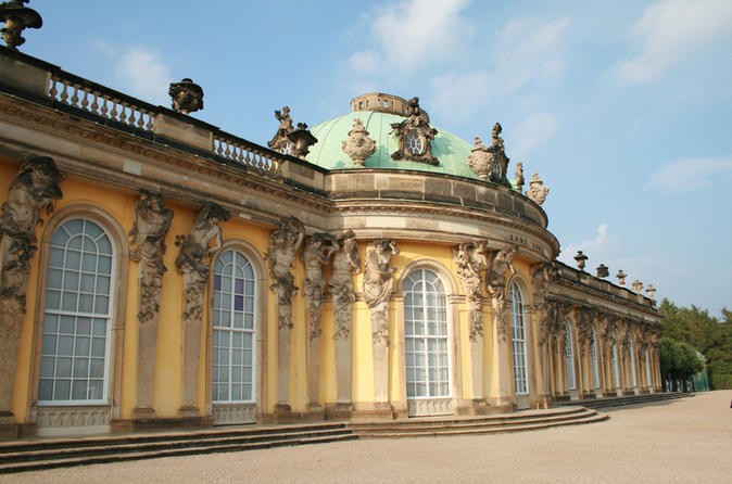 Berlin Private Full-Day Custom Berlin and Potsdam Sightseeing Tour from Berlin Germany, Europe