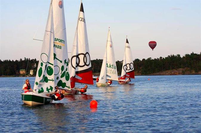Private Sailing Tour in Helsinki Archipelago