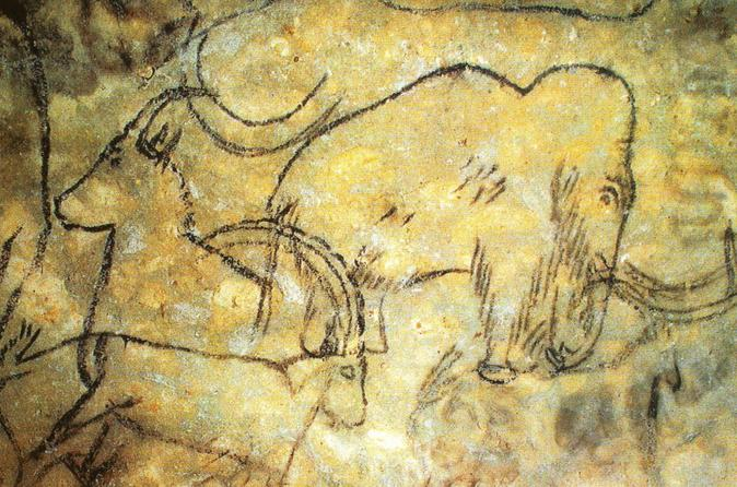 Lascaux ii and the art of the caves in sarlat in sarlat la can da 198470