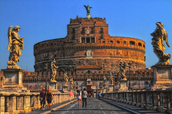 Angels And Demons Private Tour In Rome With Hotel Pick Up And Drop Off