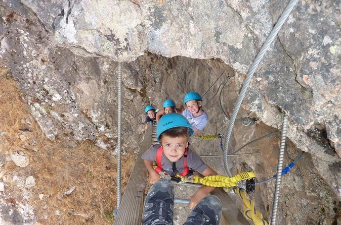 Klettersteig Kinder : Klettersteig mit kindern bergtour online