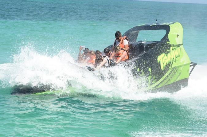 Jet Boat Adventure Tour in Cancun