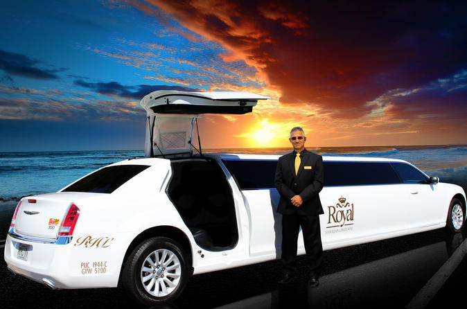 Hawaii Luxury Stretch Limousine Service From Honolulu Airport to Waikiki  Hotels in Vereinigte Staaten Nordamerika