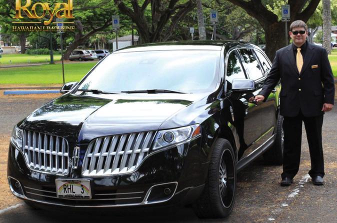 Private Executive Sedan Car Service From Honolulu Airport to Waikiki Hotels