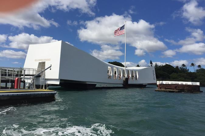 Private Pearl Harbor  Deluxe Tour