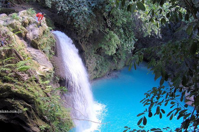 Badian Canyoneering and Kawasan Waterfalls from Cebu