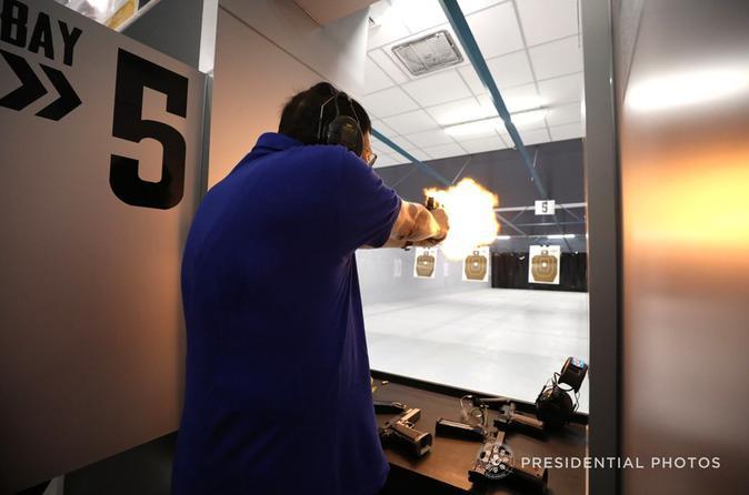 Davao Indoor Target Shooting Package