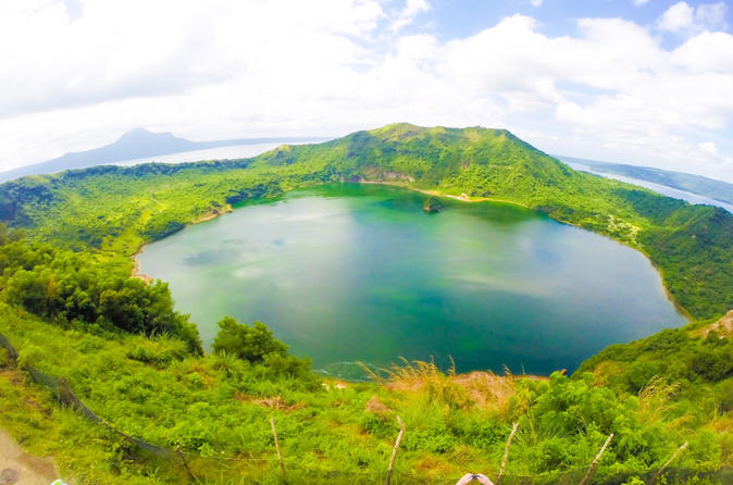 TAAL VOLCANO CRATER Day Tour from Manila
