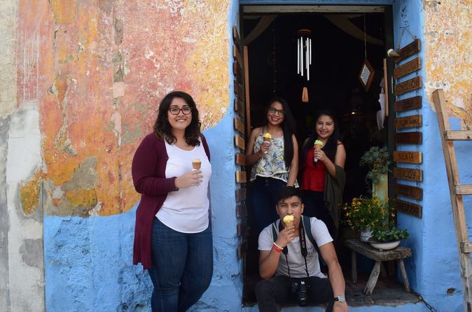 Guatemala Antigua Market and Historical Walking Food Tour