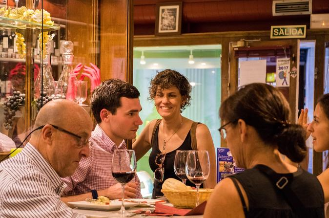 Madrid Tapas and History Tour Literary quarter