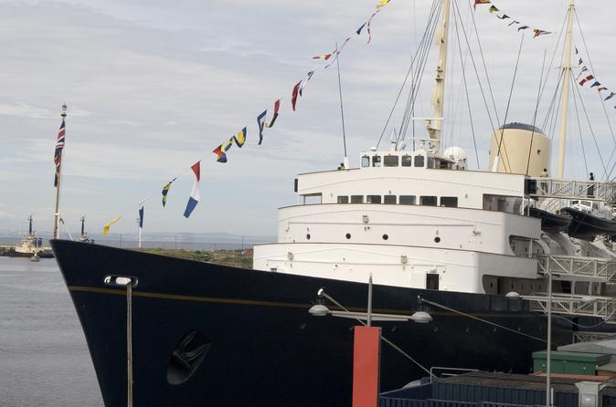 The royal yacht britannia in edinburgh 139185