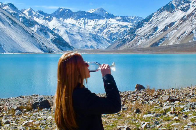 Day trip to cajon del maipo embalse el yeso in santiago 455510