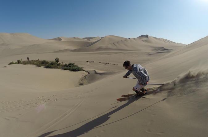 Sandskiing experience in ica in ica 329266
