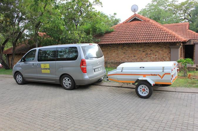 Private Arrival Transfer from Nelspruit Airport to Hazyview Kruger