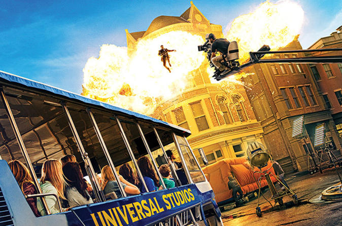 Universal Studios Hollywood General Admission Ticket 2019 Los Angeles
